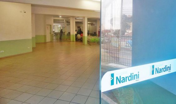 Obras no pronto-socorro do Nardini alteram entrada de pacientes