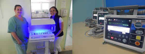 Hospital Nardini recebe novos equipamentos e melhora infraestrutura para atendimento aos pacientes