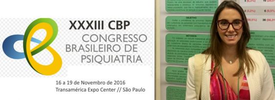 Nardini participa do Congresso Brasileiro de Psiquiatria