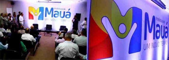 Prefeitura apresenta a nova marca da gestão em Mauá