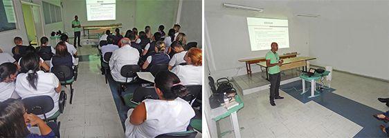Médicos e enfermeiros recebem treinamento sobre tratamento da dengue