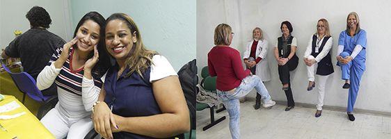 Nardini promove atividades na Semana Nacional de Enfermagem