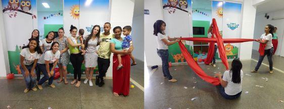 Pediatria do Nardini é cenário de projeto evangelístico em homenagem às mães