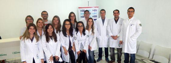 Nardini recepciona novos médicos residentes da rede de Saúde